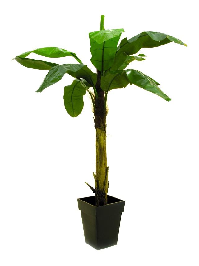 bananenbaum 9 bl tter 220cm k nstliche pflanzen. Black Bedroom Furniture Sets. Home Design Ideas